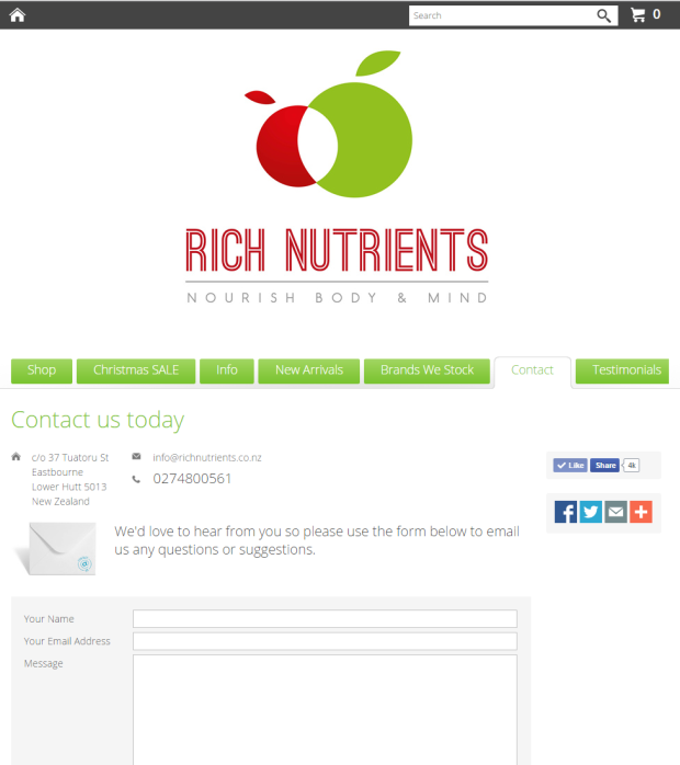 Rich-nutrients-contact-page