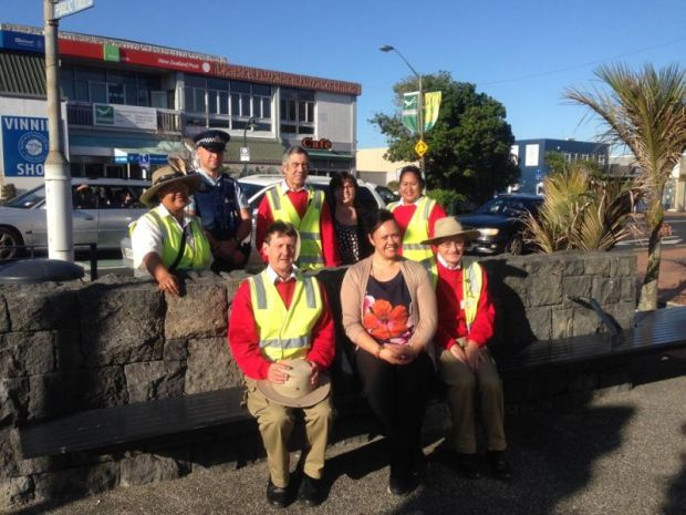 Image showing town ambassador group in Manurewa