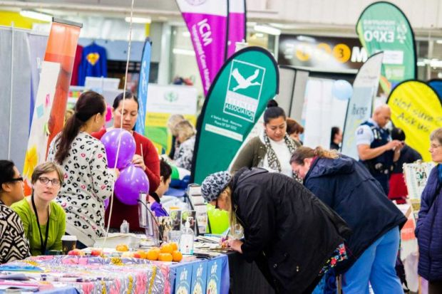 Image showing local community event, the 2015 Manurewa Community Expo