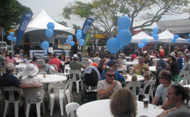 Image showing popular local event in Mangere Bridge Village