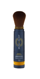 Brush on Block Sun Protection