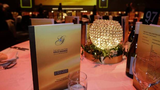 Wellington Gold Awards Finalist Announcements